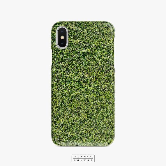 Impression d'herbe iPhone X cas Samsung Galaxy iPhone 8, iPhone 8 Plus, 7, 7 de Plus, la coque Galaxy S8, S7 la coque Galaxy, herbe, Nature, iPhone 6 6 P