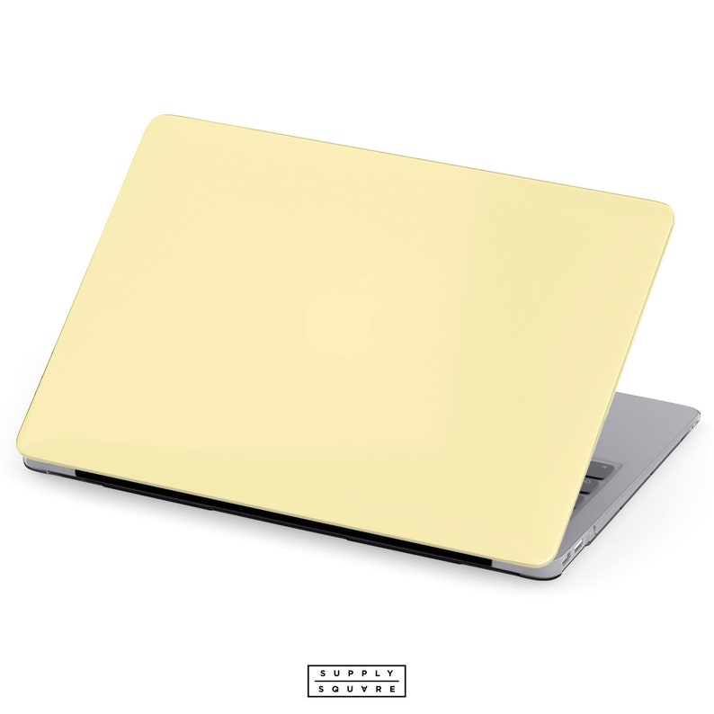 more photos e49b0 ef47d MacBook Case Vintage Yellow MacBook Pro Case MacBook Retina Air 11
