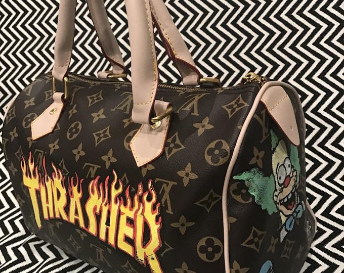 Thrasher/Krusty Louie Handbag