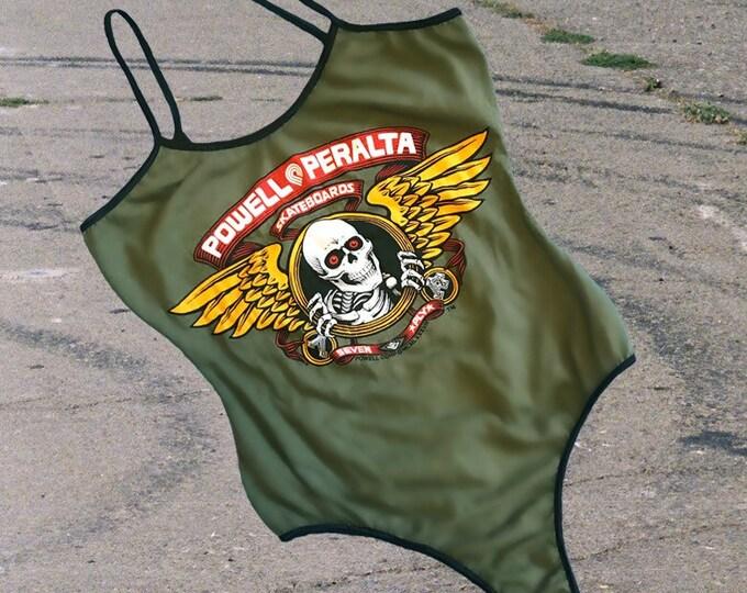 Winged Ripper Bodysuit