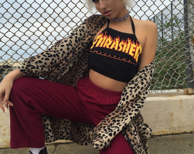Thrasher Babe Halter