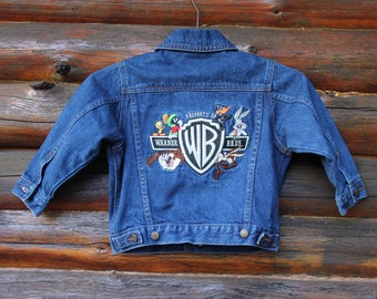 167166b12 Girls  Jackets   Coats - Vintage