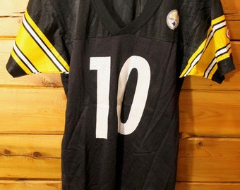6385d04f5 Vintage Pittsburgh Steelers Kordell Stewart  10 Champion NFL Football Jersey  Youth Kids Size 8 +