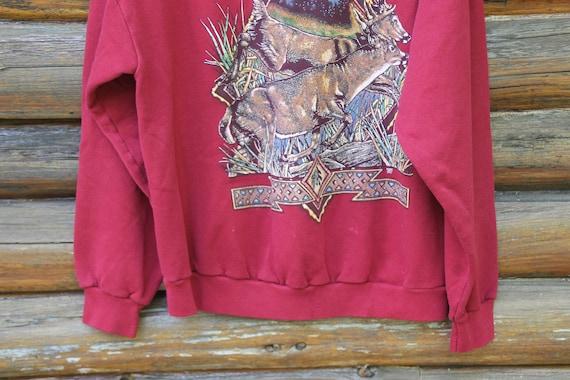 Vintage White Tail Deer Deers Bucks Alabama Hunti… - image 2