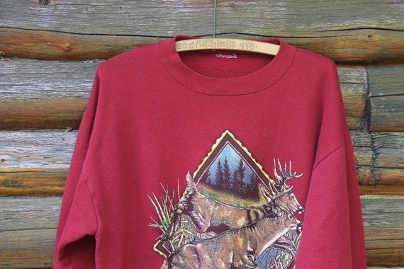 Vintage White Tail Deer Deers Bucks Alabama Hunti… - image 3
