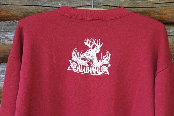 Vintage White Tail Deer Deers Bucks Alabama Hunti… - image 8