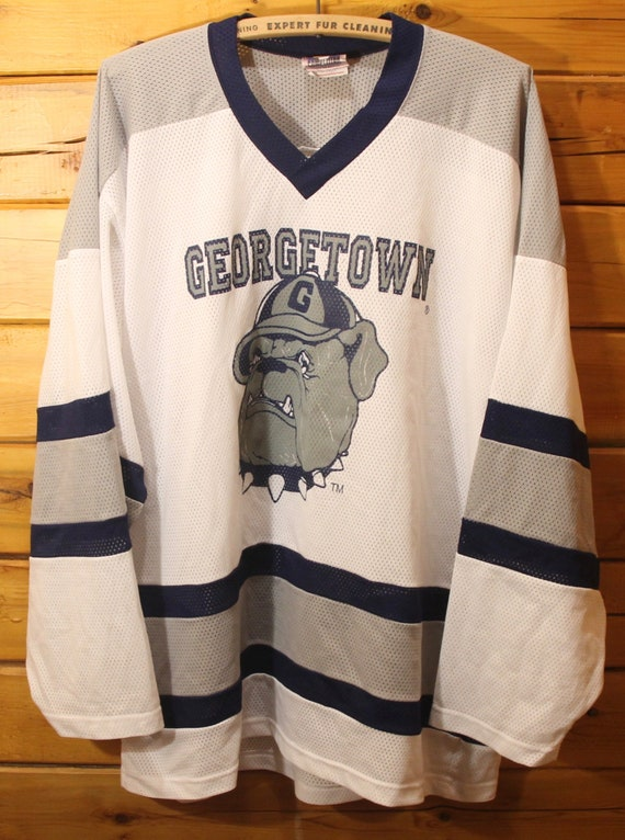 Vintage University Of Georgia Bulldogs Georgetown Hockey  bb0fff365