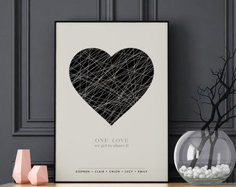 e3f40745660e Family personalised print