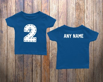 2 Year Old Shirt Birthday Shirt for Two Year Old 2 Year Old Shirt Gift 2 Year Old Toddler Cute 2 Year Old Shirt Birthday Party 2 Year Old