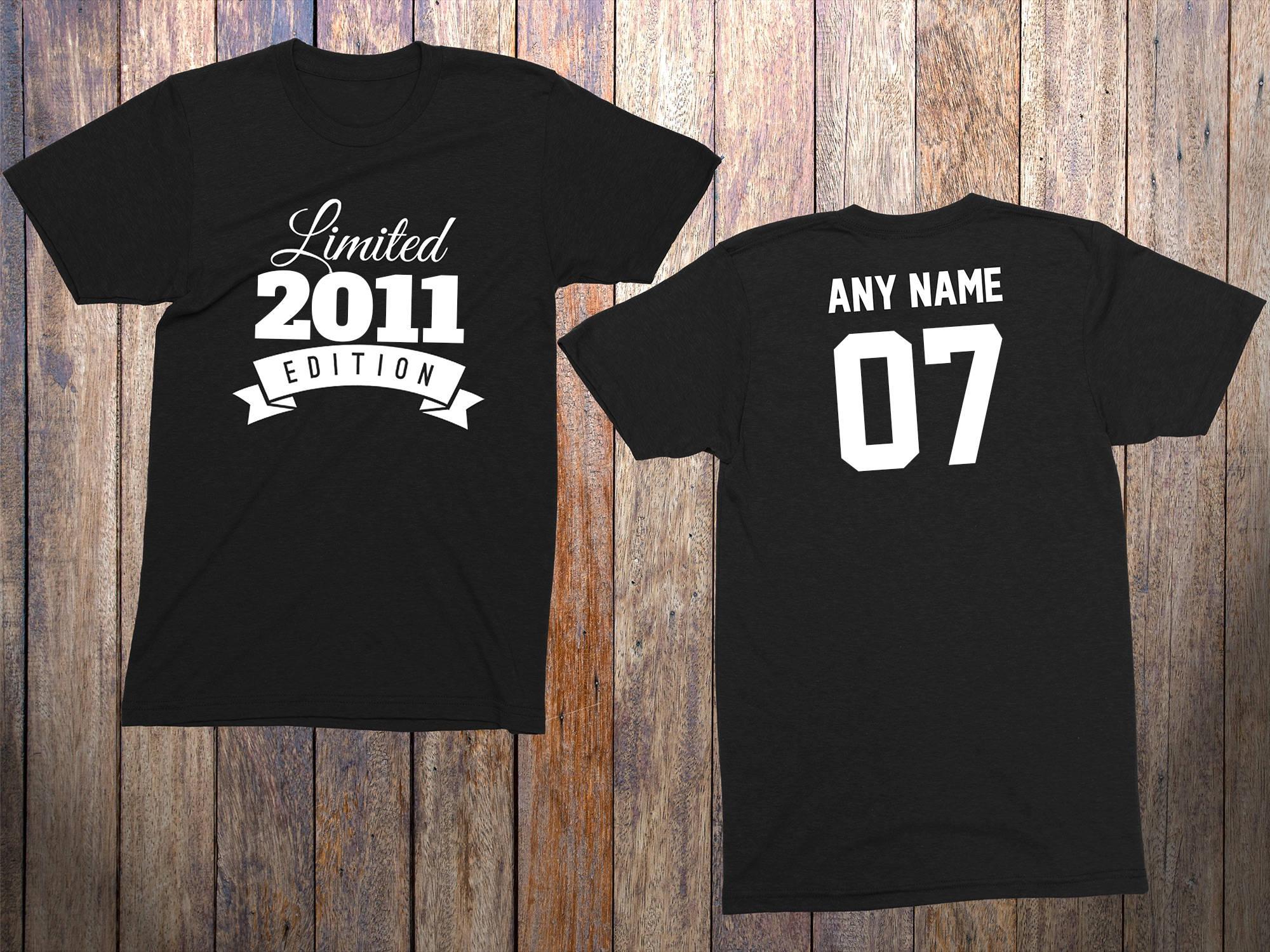 7th Birthday Shirt For Boy