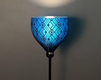 Shade / pendant Art Deco pattern