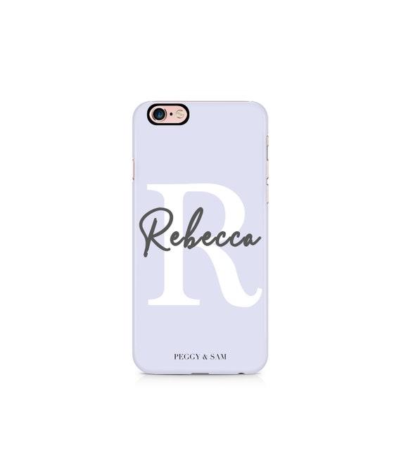Personalised Lavender Phone Case Google Pixel 2 iPhone XR  b8b5f1ae2