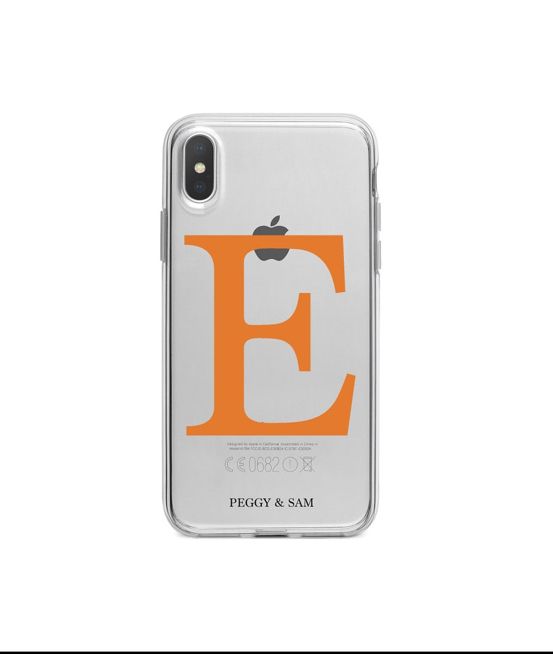 iphone xs initial case