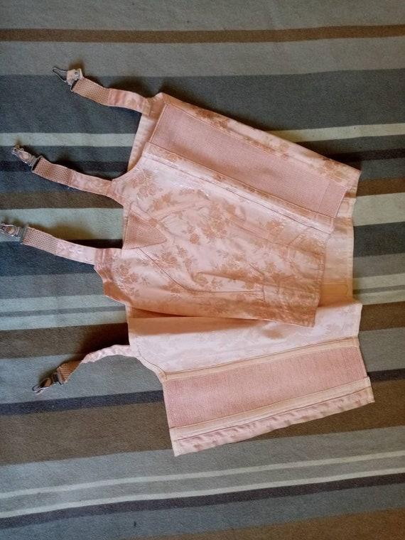 Rare, vintage garter-sized garter belt
