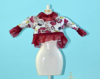 T-shirt Unicorns for our Blythe, Barbie, Dal, Pullip, Azone, pure Neemo etc