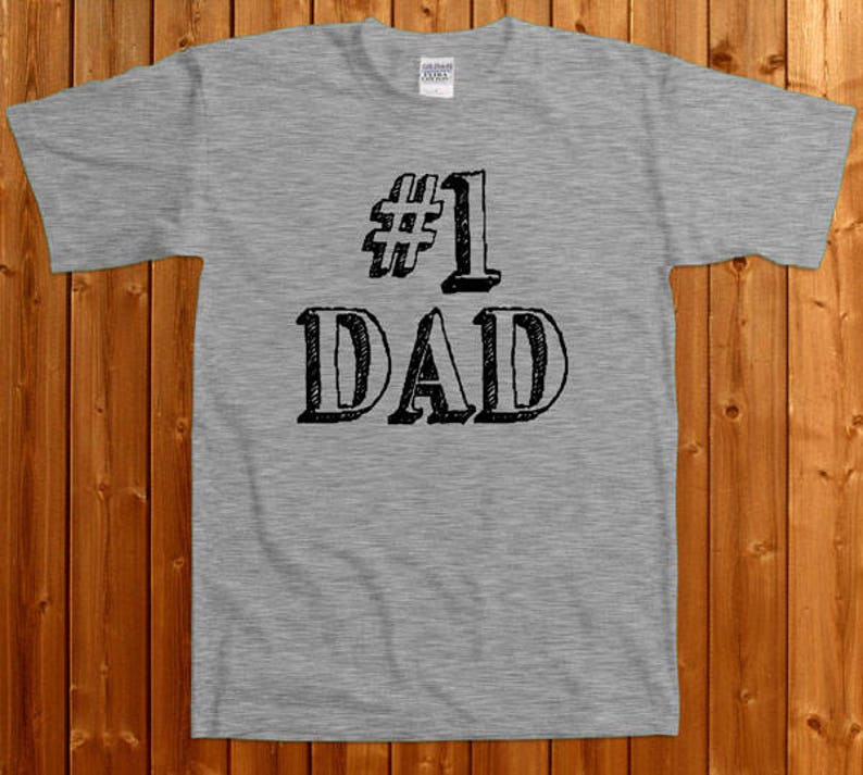 50ab9b68 Best Dad T Shirt Gifts For Fathers Day Tshirts Funny Dad Tees | Etsy