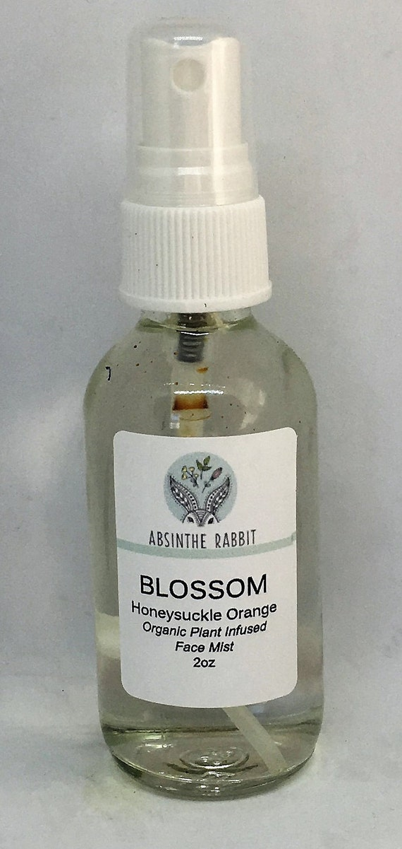 Blossom - Organic Plant Infused Face Mist
