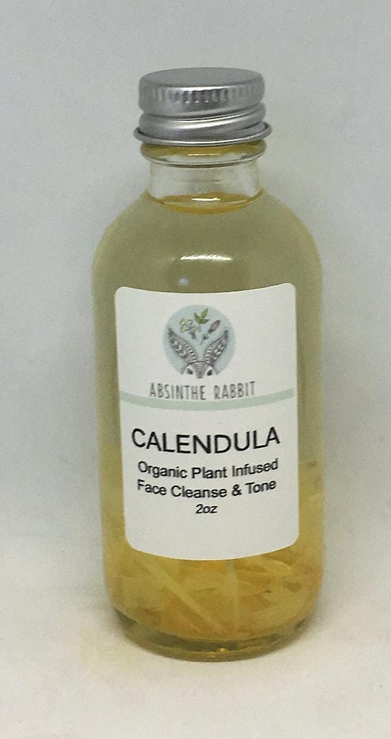 Calendula - Organic Plant Infused Face Toner