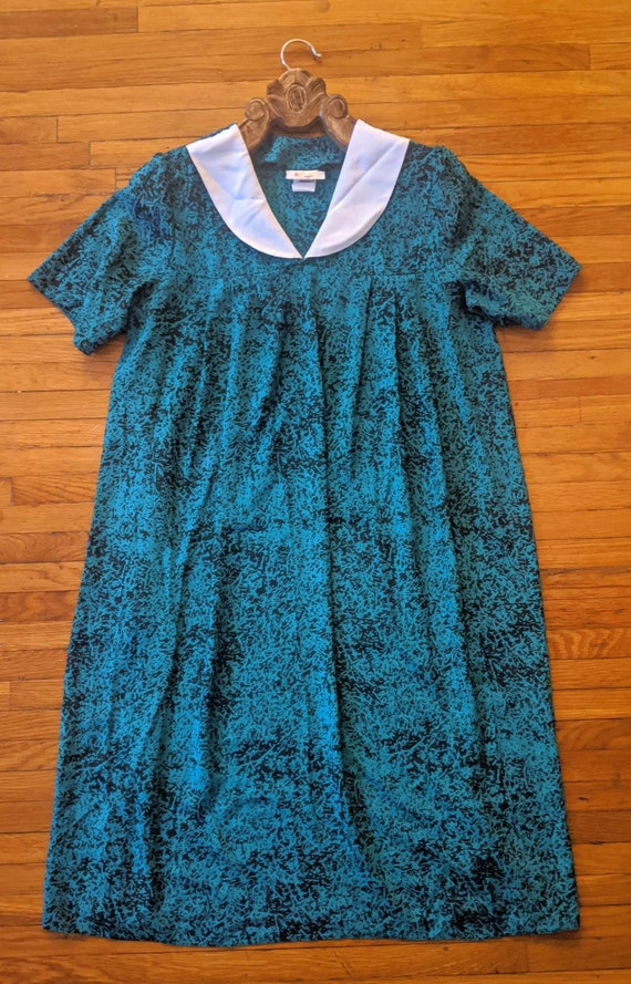 Vintage Smock Dress