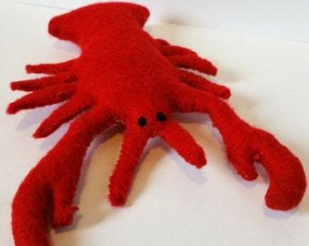 Crawfish Cat Toy