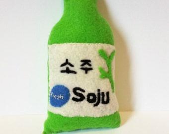 Soju Cat Toy
