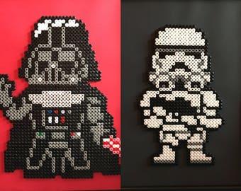 Darth Vader And Or Stormtrooper