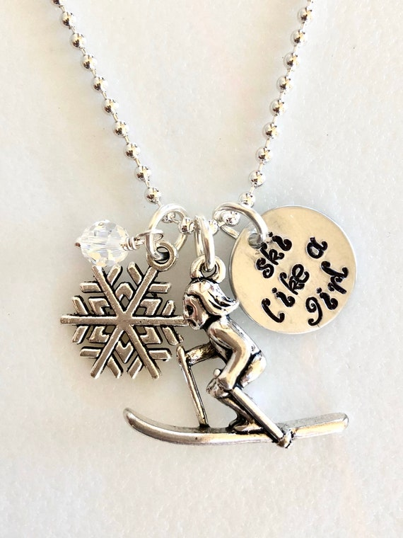 Ski Tram Small Charm Charms for Bracelets and Necklaces