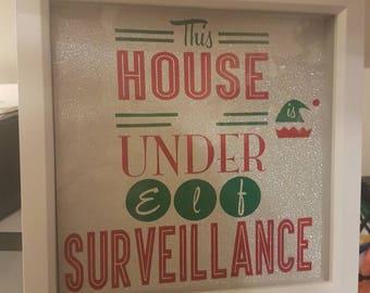 Elf surveillance frame