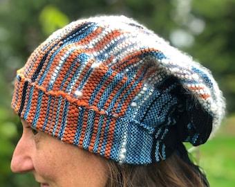 Cloud Hat- Hand Woven Hat