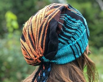 Butterfly Hat- Hand Woven Hat