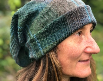 Forest Hat- Hand Woven Hat