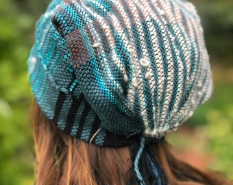 Wave Hat- Hand Woven Hat