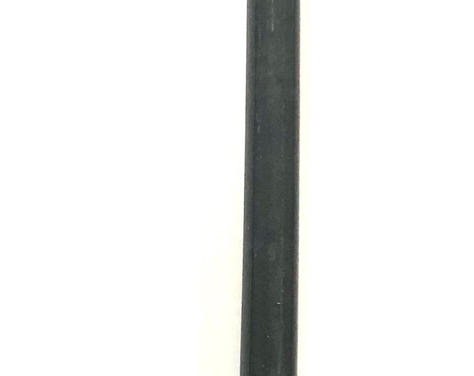 "Industrial Pipe Table Leg with castor (28.5 inch tall & 1/2"" or 3/4"" Pipe)"