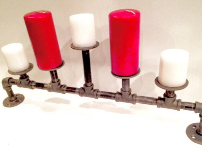 Industrial candelabra