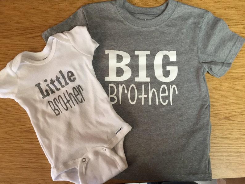 Big Brother Little Brother Set image 0