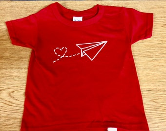 Paper Airplane Heart