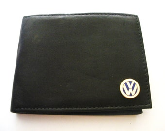d68217e4b96 Bentley zwart Italiaans rundleder mannen portemonnee | Etsy