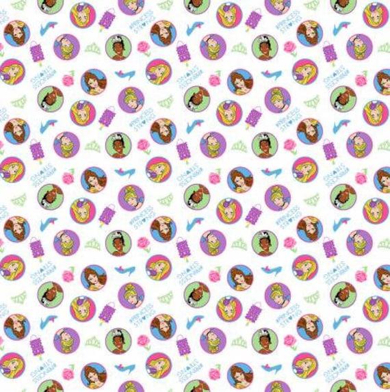 Knit Fabric Pink Princess Cotton Spandex Stretch Fabric