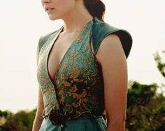 Margaery Tyrell dress. Game of Thrones