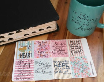 Faith Sheet