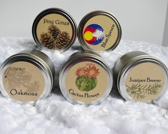 Colorado Candles - All Natural Soy Candles