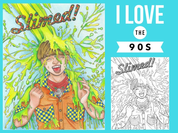 90's cartoon coloring pages - Google Search | Cartoon coloring ... | 428x570