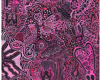Pink Darkness