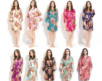 81f2a68e6a Floral Bridesmaid Robes