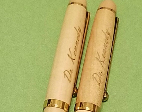 wide-maple-ballpoint-pen-pencil-set