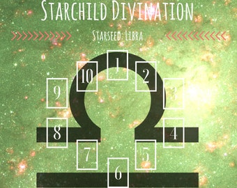 Starseed: Libra ~ Intuitive Tarot Reading