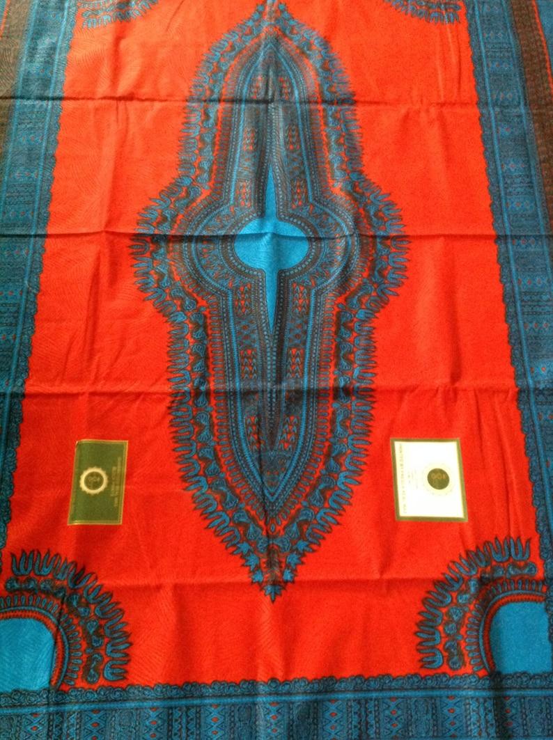 African fabric Dashiki Print Africa print fabric African clothing Ankara fabric 100/% Cotton Fabric African Head Wrap African wax print