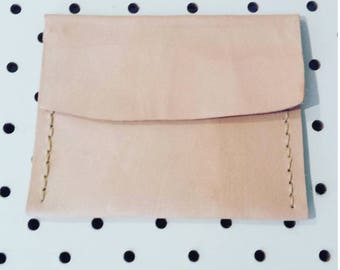 Beautiful Soft Leather Card wallet
