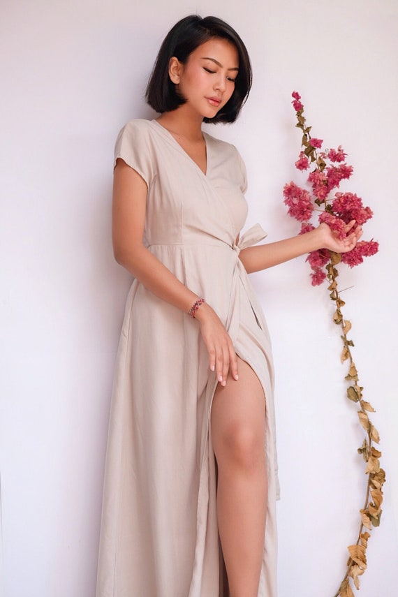 Wrap Dresses for Bridesmaids