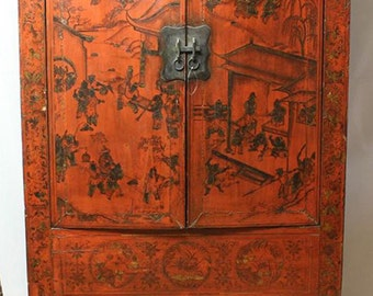Antique armoire | Etsy